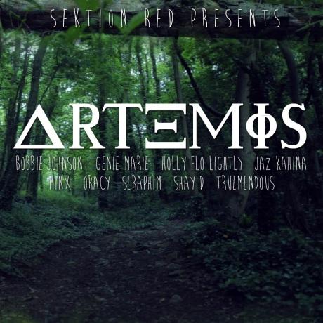 Artemis Cover Artwork square