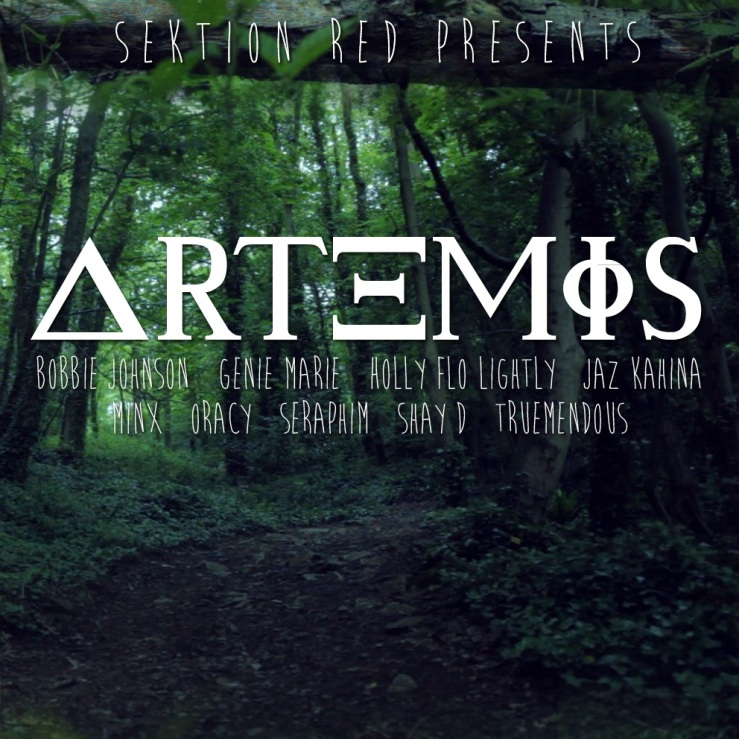 Artemis Cover Artwork square