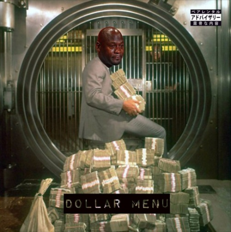 Mach-Hommy & Tha God Fahim: Dollar Menu EP | gingerslim